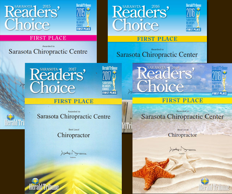 Sarasota Chiropractic Centre - top rated chiropractor in Sarasota
